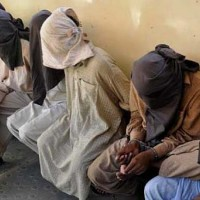 Security Forces Arrest Terrorists