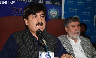 Shaukat Yousafzai