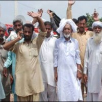 Sheikhpura Relatives Protest