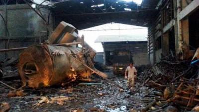 Shorkot Boiler Blast