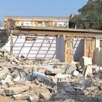 Sindh Assembly, Parking Demolition Quarter