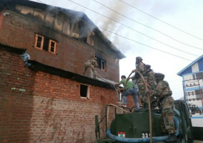 Srinagar tragedy