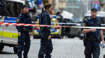 Stockholm Blast