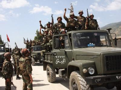 Syria Military