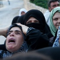 Syria's Violence Victim