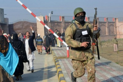 Terrorist Attack on a university in Charsadda