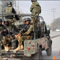 Terrorist Died Baluchistan