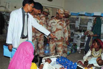 Tharparkar Children Died