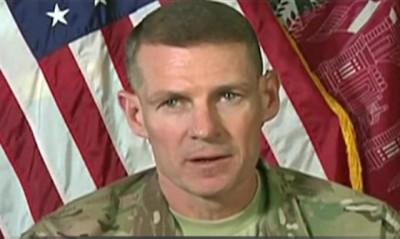 US Army Brig. Gen. Wilson Shoffner