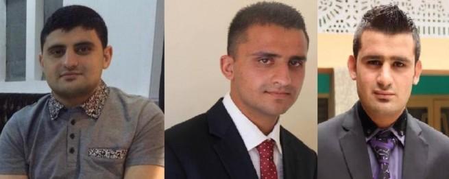 Umar Farooq Awan, Ali Murtaza Awan, Hassan Zia Awan