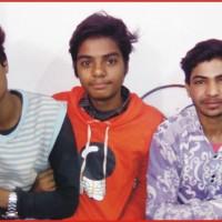 Waqas, Dawood and Philip