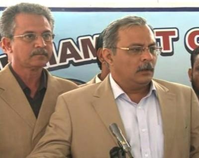 Waseem Akhtar and Haider Abbas Rizvi