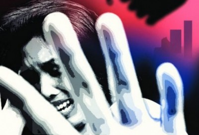 Woman Raped in India