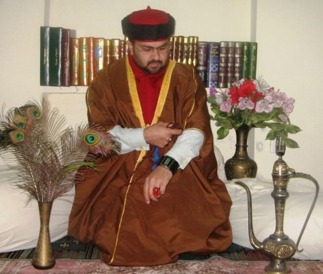 Pir Seyyed Ali Abbas Shah