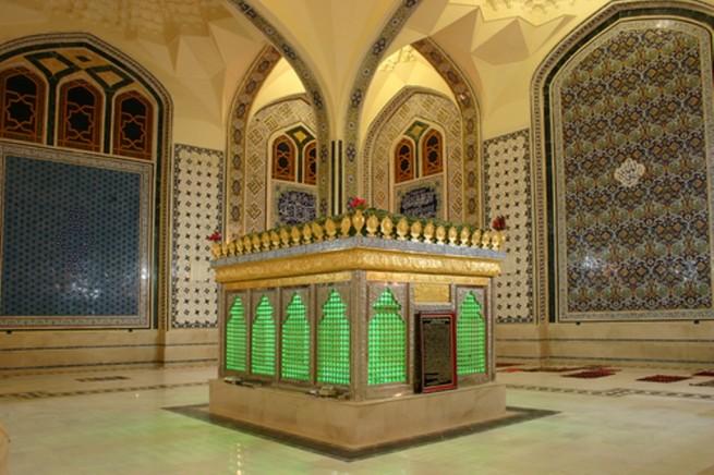 Darbar Sayyedna Ammar bin Yasir r.a
