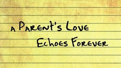 A Parent's Love