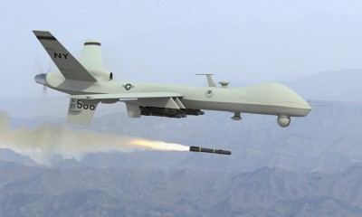 Afghanistan Drone Attack