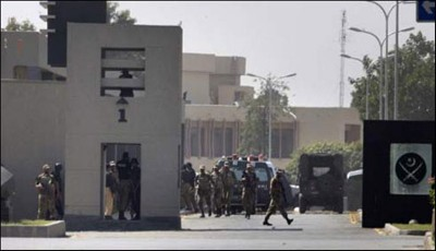 Afghanistan GHQ Visit