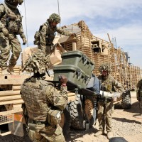 Afghanistan Security Forces,Evacuation