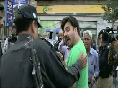 Alamgir Khan Arrested