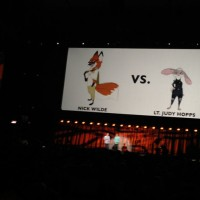 Animated Comedy Film Zootopia Premiere
