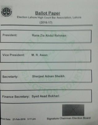 BM Vote