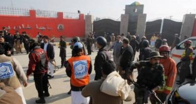 Bacha Khan University, Attack