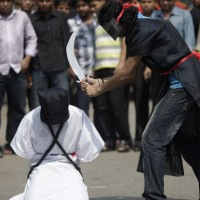 Beheading in Saudi Arabia