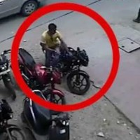 Bike Stealing