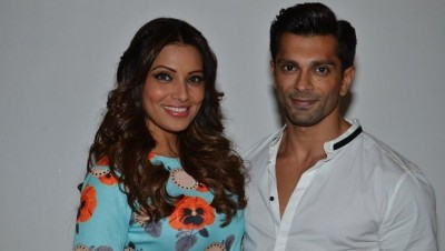 Bipasha Basu and Karan Singh