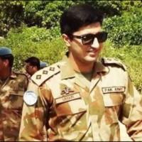 Captain Umair