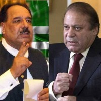 Ch Abdul Majeed and Nawaz Sharif
