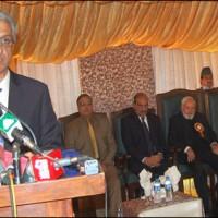 Chief Justice Ijaz ul Hasan