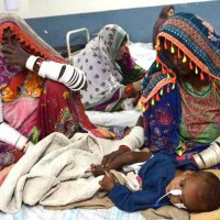 Children die in Thar