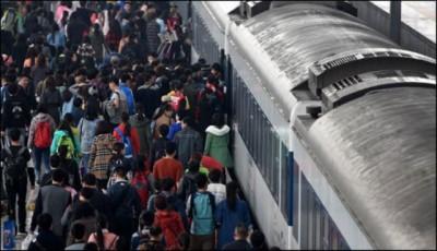 China Railway Station