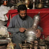 Crafts in Afghanistan