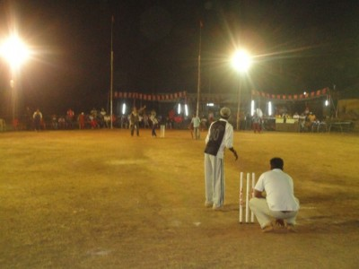 Day, Night Cricket Tournament
