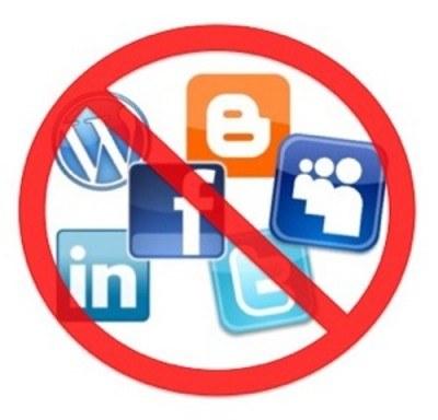 Disadvantages of Socia Media