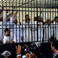 Egypt Sentences Morsi supporters