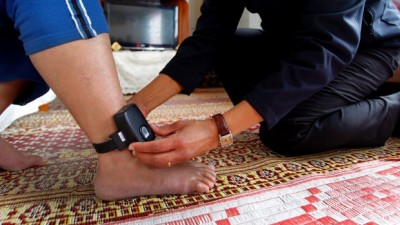 Electronic Device Bracelet
