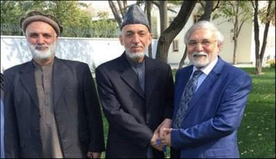 Ex Afghanistan Governor