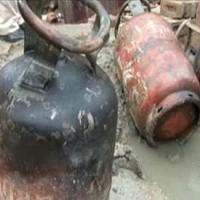 Gas Cylinders Blast