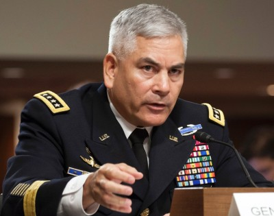 General John Campbell