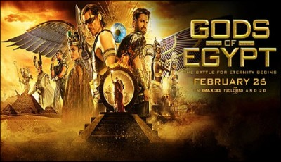 God of Egypt Movie