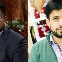 Hafiz Mohammad Shabbir and Ch Ghazanfar Jamshed