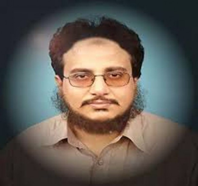 Hafiz Talha Saeed