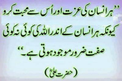 Hazrat Ali (R.A)