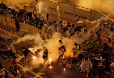 Hong Kong Commotions