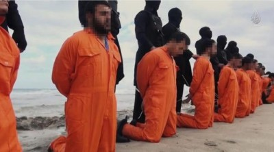 ISIS People Beheading
