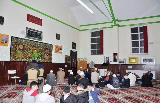 Importance of the Love of the Prophet PBUH Birmingham UK Seat